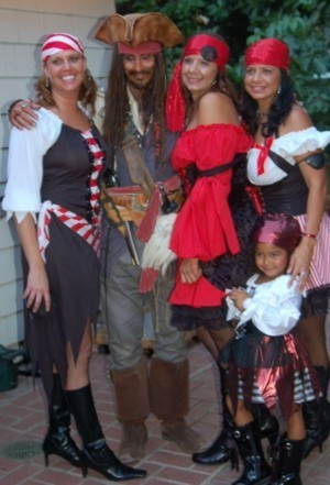 Pirate Party Entertainment And Pirate Entertainers For